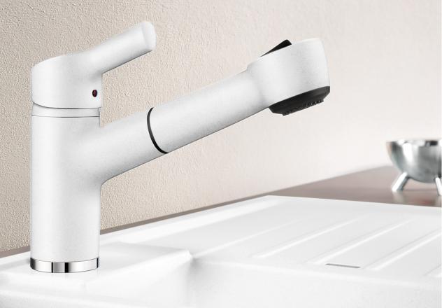 armatur kuechenarmatur blanco elipso s ii. Black Bedroom Furniture Sets. Home Design Ideas