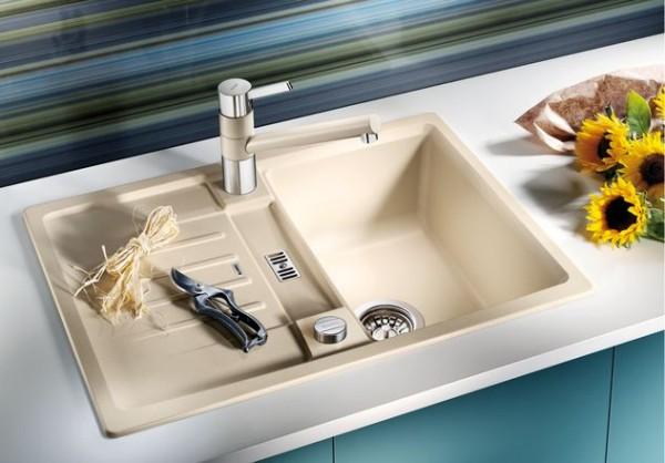 blancolexa 40 s spuele sp len blanco silgranit. Black Bedroom Furniture Sets. Home Design Ideas